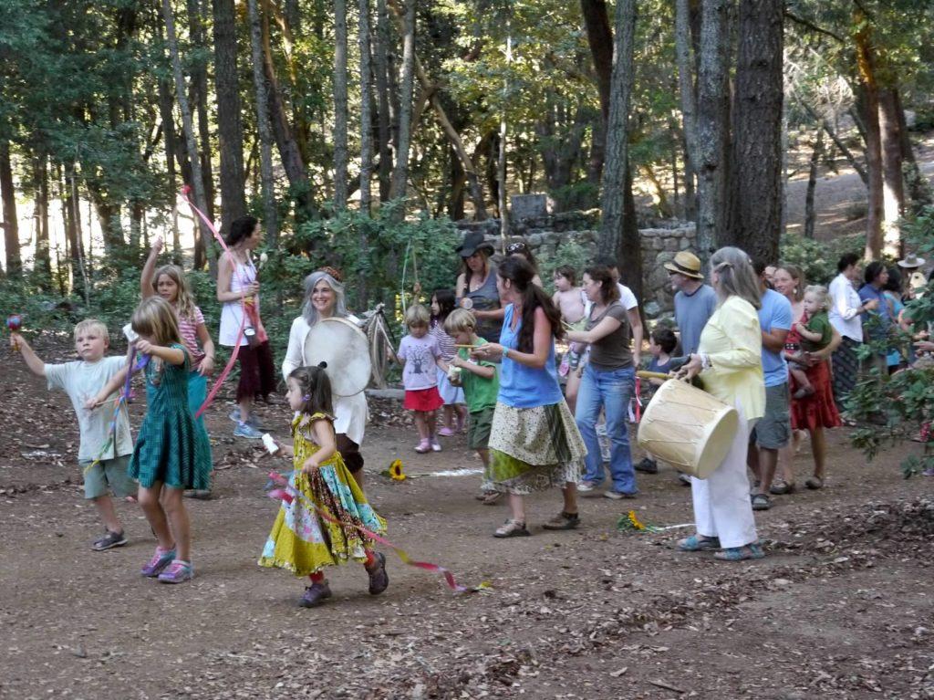 Oak Ceremony 2014